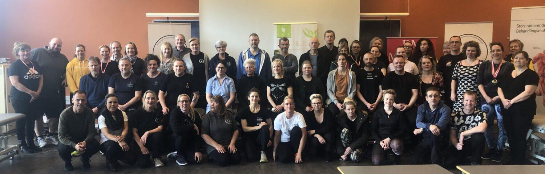 Danmarksmesterskaberne i Massage